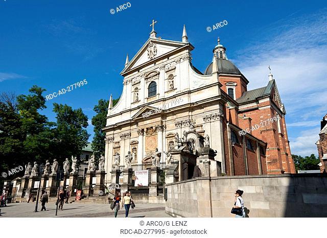 Saint Peter and Paul Church, Krakow, Little Poland, Poland