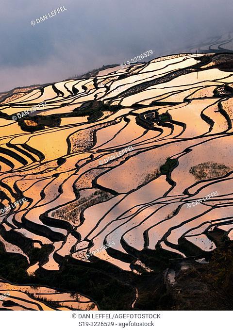 China Yuanyang Area