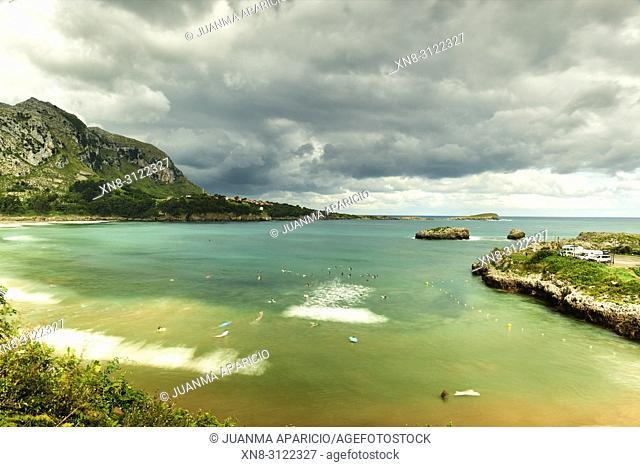 Islares, Castro Urdiales, Cantabria, Spain