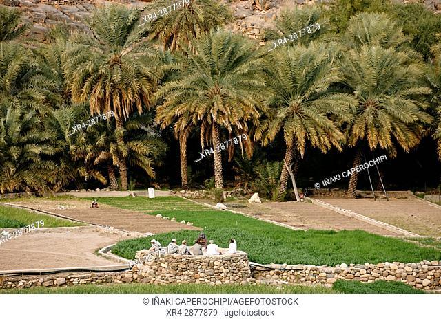 Old Ghul, Oman
