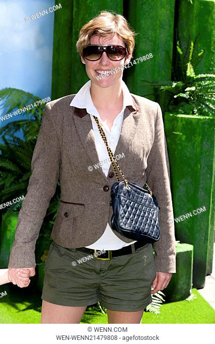 'How To Train Your Dragon 2' Gala Screening at Vue West End - Arrivals Featuring: Camilla Rutherford Where: London, United Kingdom When: 22 Jun 2014 Credit:...