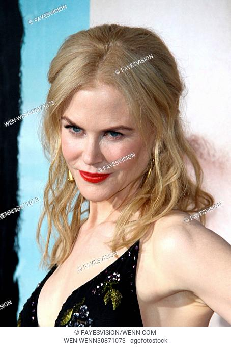 Premiere of HBO's 'Big Little Lies' - Arrivals Featuring: Nicole Kidman Where: Hollywood, California, United States When: 07 Feb 2017 Credit: FayesVision/WENN