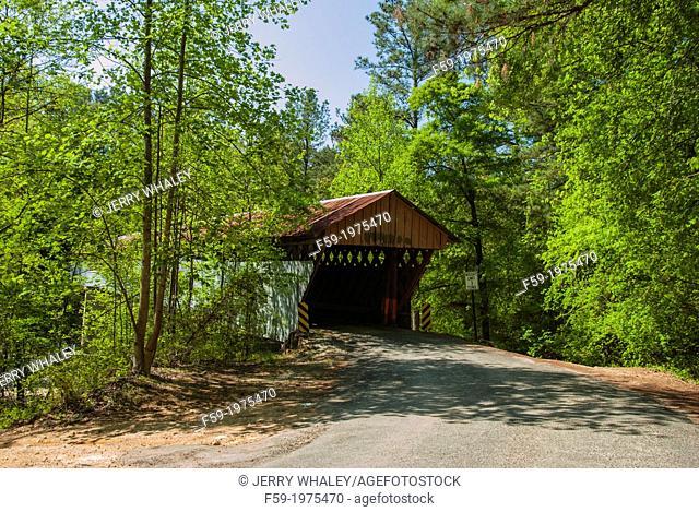 Covered Bridge, Alabama