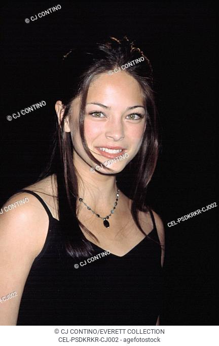 Kristen Kreuk at the WB Upfront, NYC, 5/14/2002, by CJ Contino