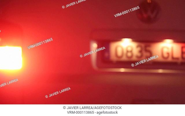 Van parking