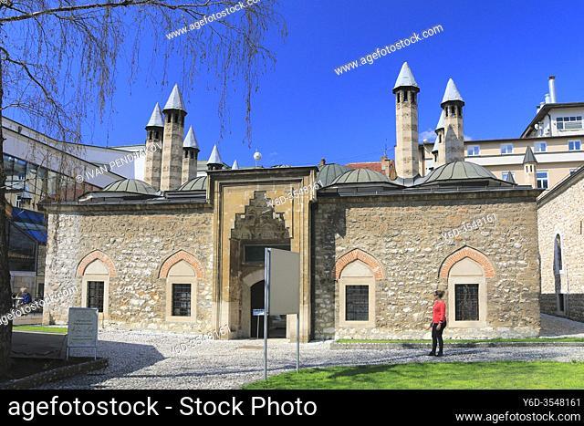 Gazi Husrev-beg's Museum, Sarajevo, Bosnia and Herzegovina
