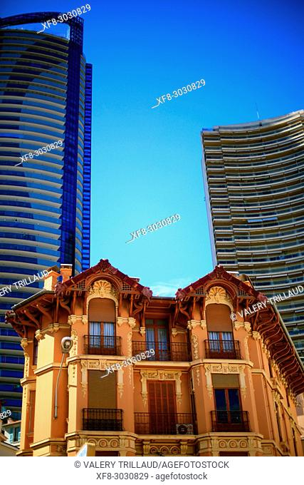 Larvotto, Monte Carlo, Principality of Monaco