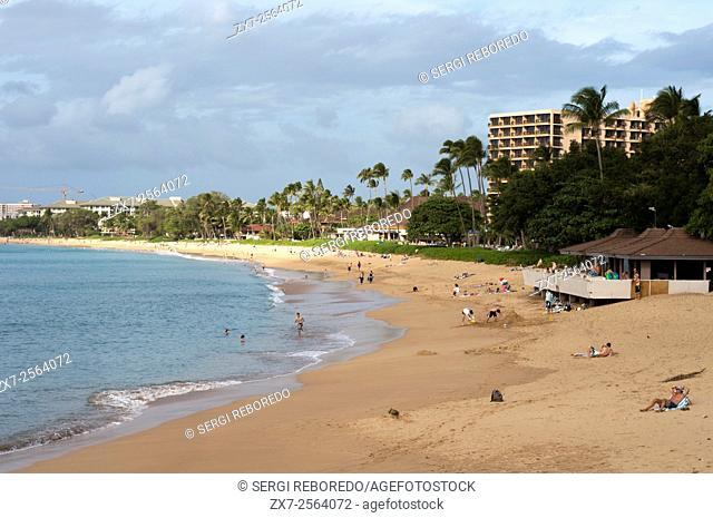 Kapalua Bay and beach, Maui, Hawaii