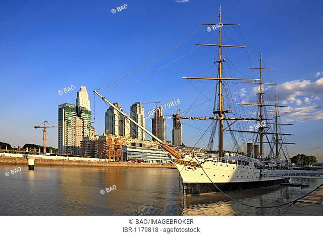 Puerto Madero district, Buenos Aires, Argentina, South America