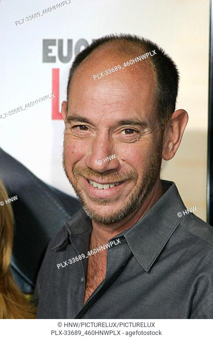 Miguel Ferrer 09/06/05 THE MAN @ ArcLight Cinerama Dome, Hollywood photo by Jun Matsuda/HNW / PictureLux (September 6, 2005) File Reference # 33689-460HNWPLX