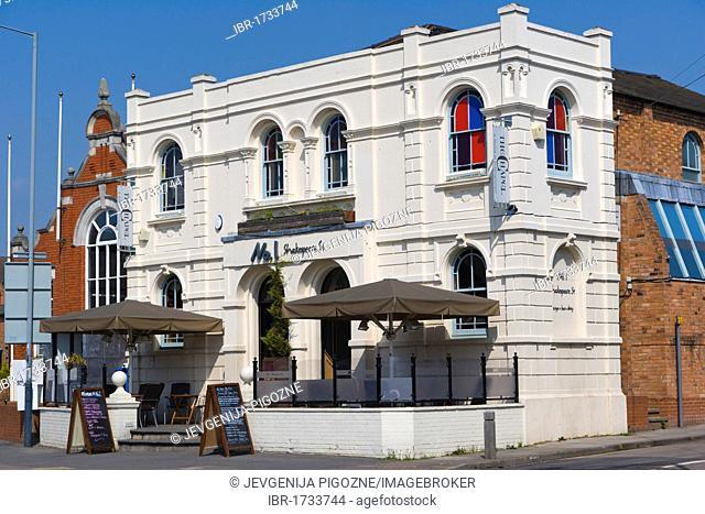 No 1 Shakespeare Street, Stratford-upon-Avon, Warwickshire, England, United Kingdom, Europe
