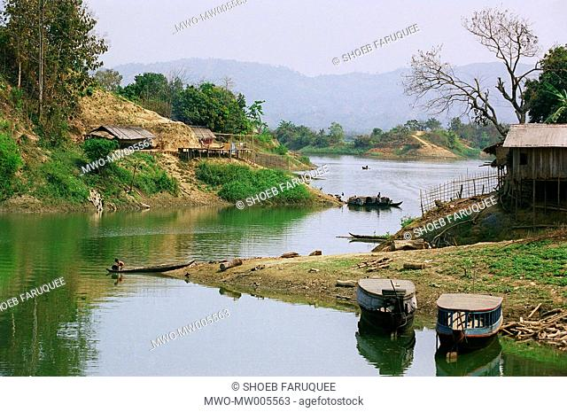 Scenic beauty of Rangamati, one of the hilldistricts of Bangladesh Located 77 km away from Chittagong, Rangamati is a wonderful repository of scenic splendours...