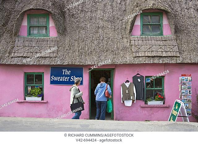The Sweater Shop, Doolin Village, County Clare, Ireland