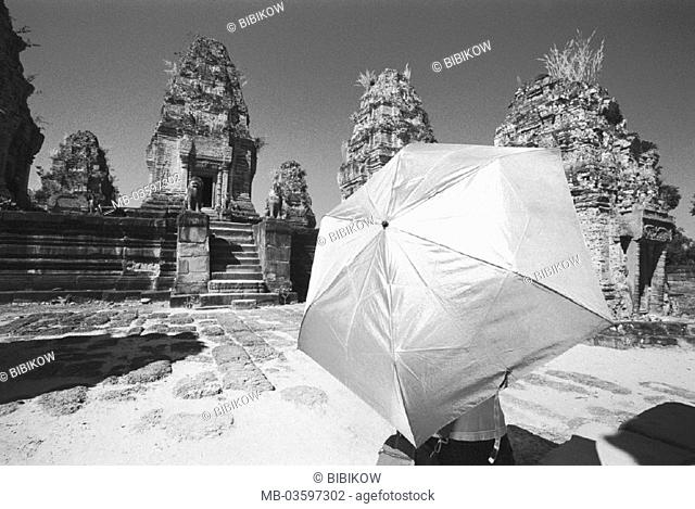 Cambodia, Angkor, Vorrup