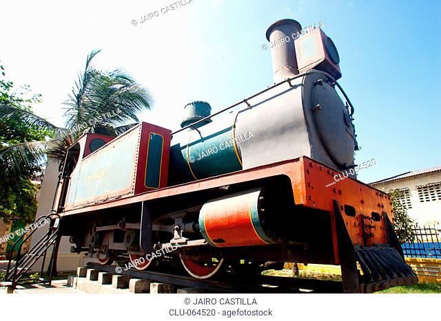 Customs Elbers Cultural Park, Barranquilla, Atlantic, Colombia
