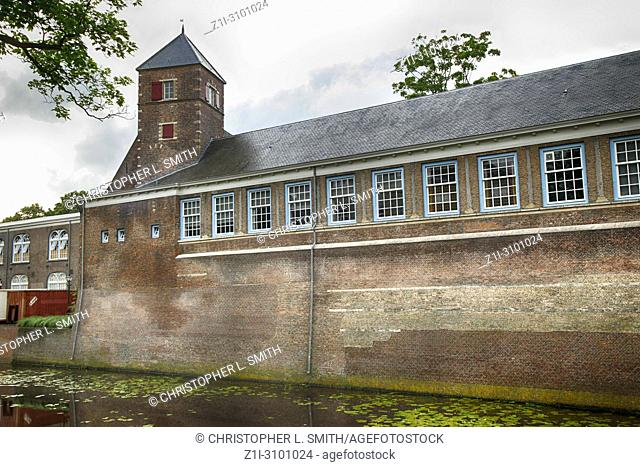 The KMA (Royal Military Academy in Breda, the Netherlands