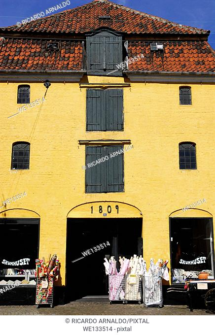 The Bakery in Arhus, Denmark