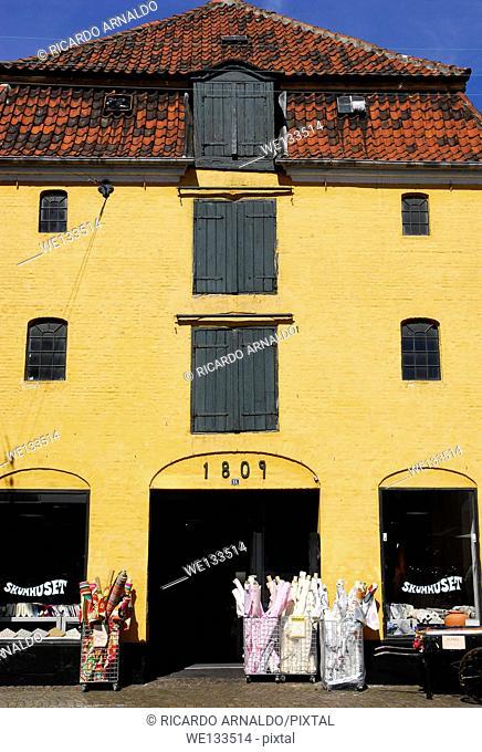 The Bakery in Arhus, Denmark