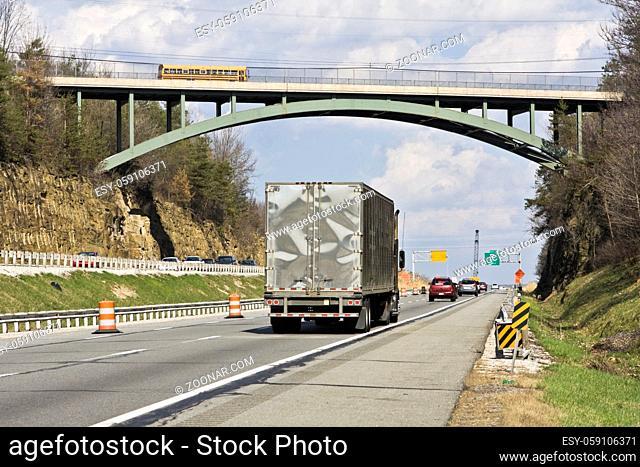Bridge in Cuyahoga Valley National Park