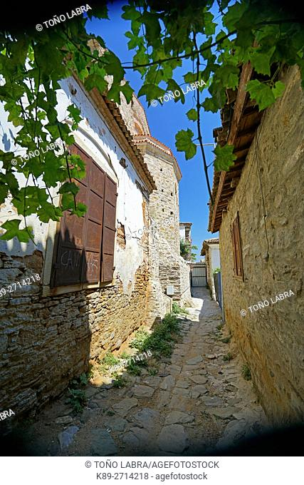 Sirince. Old Picturesque Greek town. Turkey