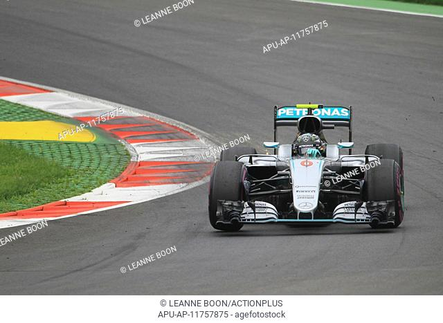 2016 Formula 1 Austrian Grand Prix Race Day Jul 3rd. 03.07.2016. Red Bull Circuit, Spielberg, Austria. F1 Grand pix of Austria. Race Day