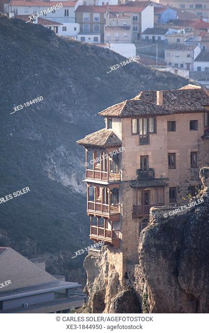 Casas Colgadas (Hanging Houses), Cuenca, Castile-La Mancha, Spain
