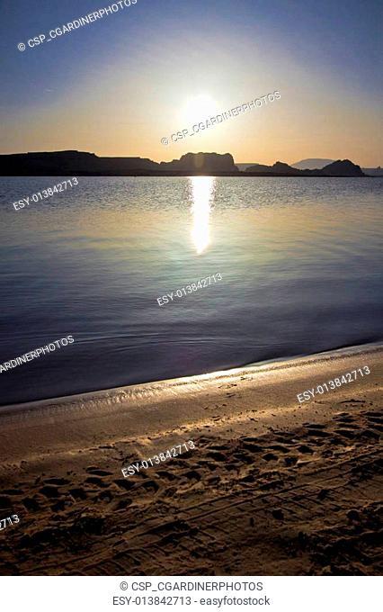 Sunrise Lake Powell