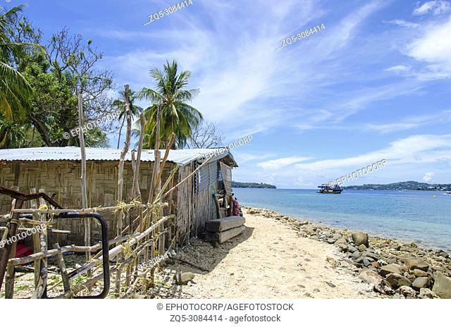 Scuba diving center, North Bay Island, Andaman and Nicobar Island, India
