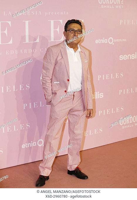Mariano Pena attends the 'Pieles' premiere at Capitol cinema on June 7, 2017 in Madrid, Spain (Photo by Angel Manzano).