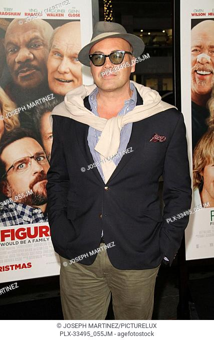 """Billy Zane at the Premiere of Warner Bros' """"""""Father Figures"""""""" held at the TCL Chinese Theater in Hollywood, CA, December 13, 2017"""