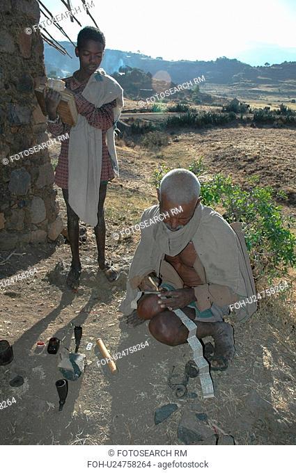 person, ethiopia, book, art, people