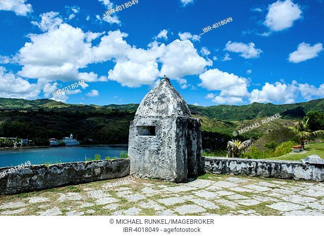 Fort Soledad, Umatac, Guam, US Territory, Pacific
