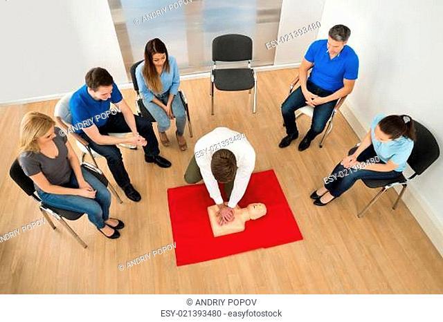 Resuscitation Training
