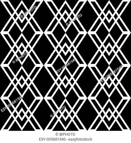 seamless fashion geometric patterns