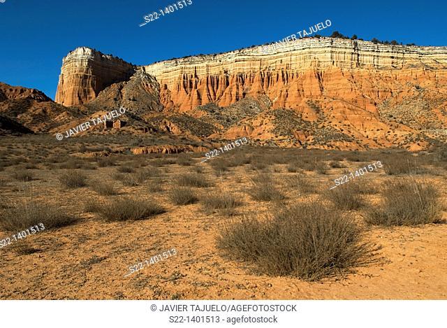 Rambla de Barrachina, Teruel province, Aragón, Spain