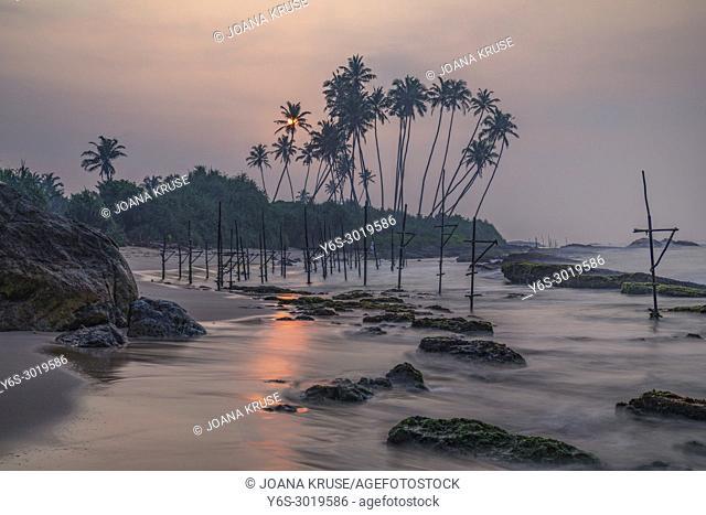 Koggala Beach, Galle, Sri Lanka, Asia
