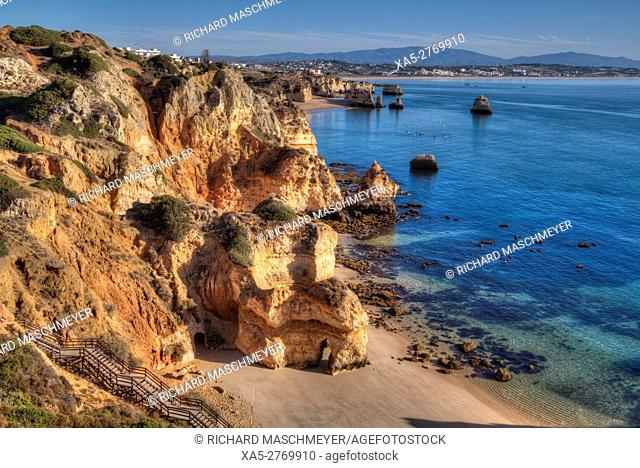 Praia do Camilo, Lagos, Algarve, Portugal