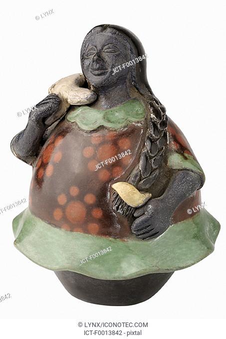 World symbols : figurine (Peru)