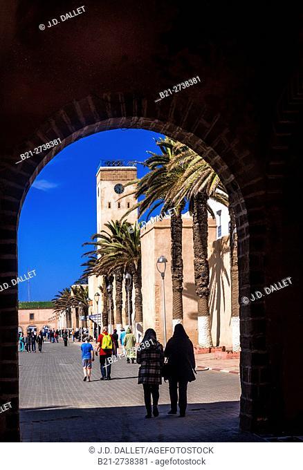 Place du Mechouar, Essaouira, Morocco