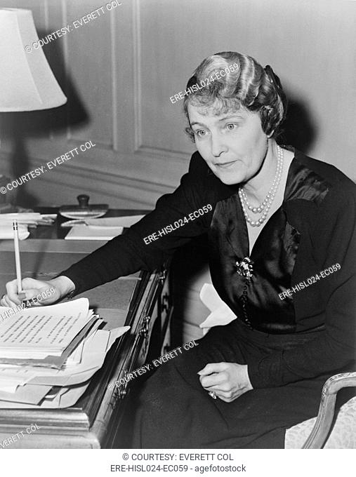 Marjorie Merriweather Post Hutton Davies May 1887-1973 American socialite and the founder of General Foods Inc. Among her four husbands was financier E