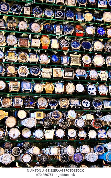 Wrist-watches of plagiarisms, Produktepiraterie Agadir Morocco
