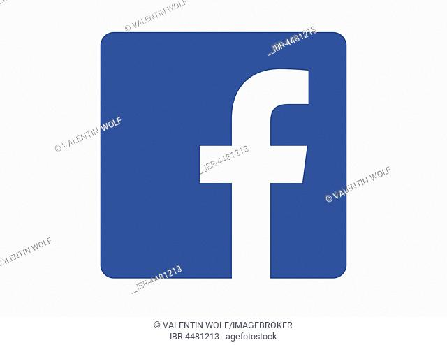 Facebook Logo, Social Networking, Corporate Identity, logo, cutout