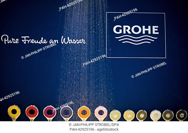 Grohe Ag grohe ag (9/25/2013) - newsworthy images at age fotostock