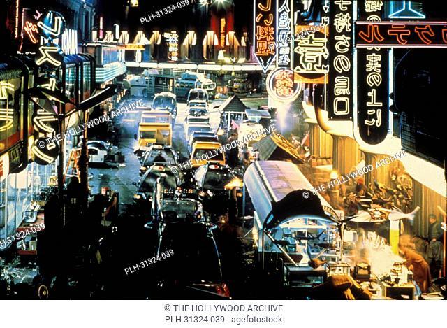 Blade Runner 1982 Scene Still