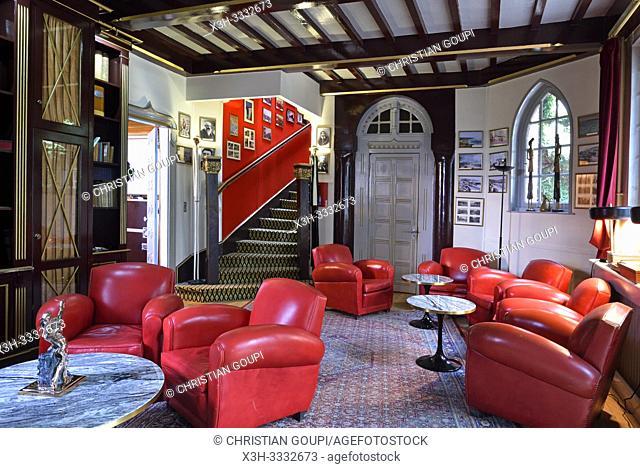 hotel Le Donjon-Domaine Saint Clair, Etretat, departement de Seine-Maritime, region Normandie, France/Le Donjon-Domaine Saint Clair hotel, Etretat