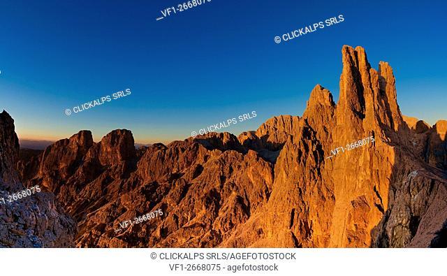Europe,Italy,Dolomites,Trentino,Alto Adige,Fassa valley