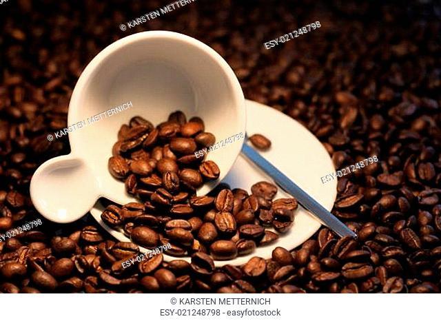 Kaffeearrangement