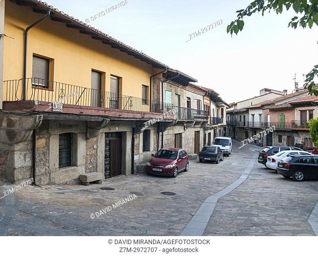 Villarejo del Valle. Barranco de las cinco villas. Valle del Tiétar. Provincia de Ávila, Castile-Leon, Spain