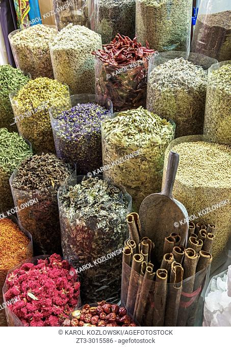 Spice Souk, Deira, Dubai, United Arab Emirates