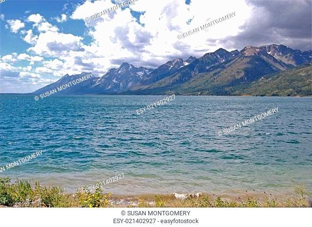 Grand Teton Jenny Lake